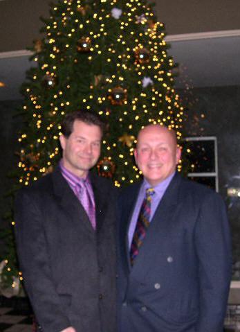 2004 holiday party 3rd street neighborhood association at buck s