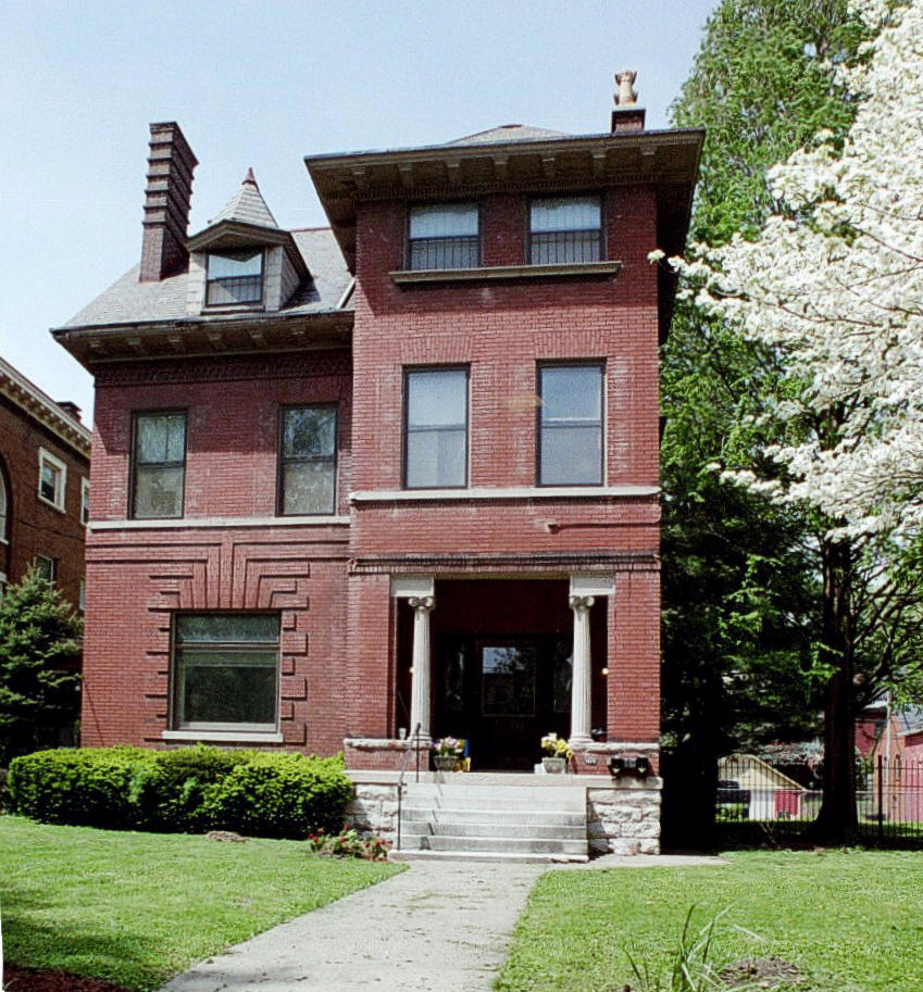 Old Louisville House By House- 1426 S Third Street