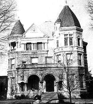 Richardsonian Romanesque House Plans Richardsonian