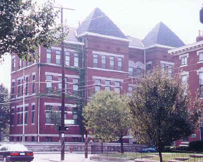 Old Manual High School Today