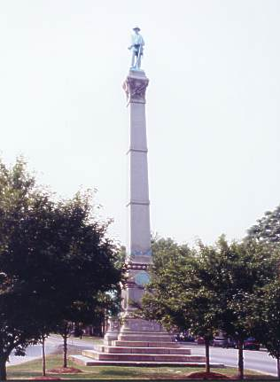 Old Louisville's Confederate Monument