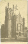 Vintage Post Cards Of Old Louisville Churches And Temples